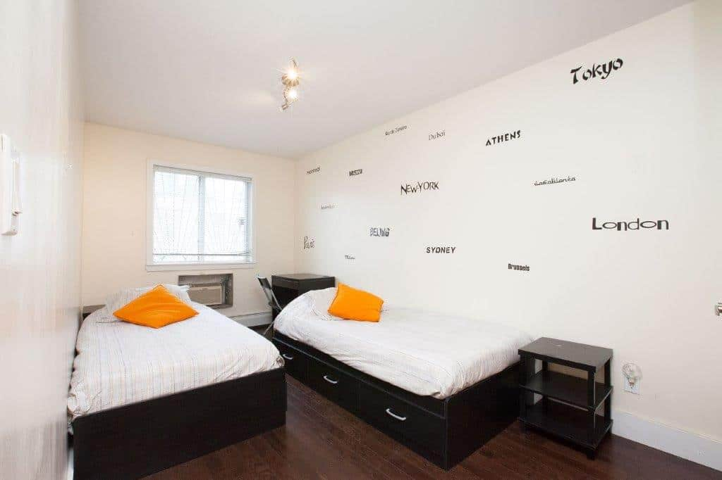 697 Park Avenue – Twin Room Share