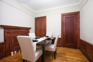 730 Riverside Drive, Manhattan Rooms for Rent Common room dining room
