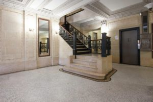 730 Riverside Drive, Manhattan Rooms for Rent Staircase 2