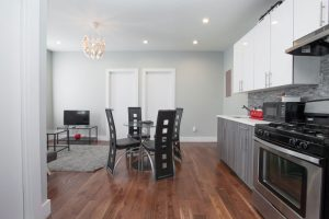 Renting a Room with a shared kitchen