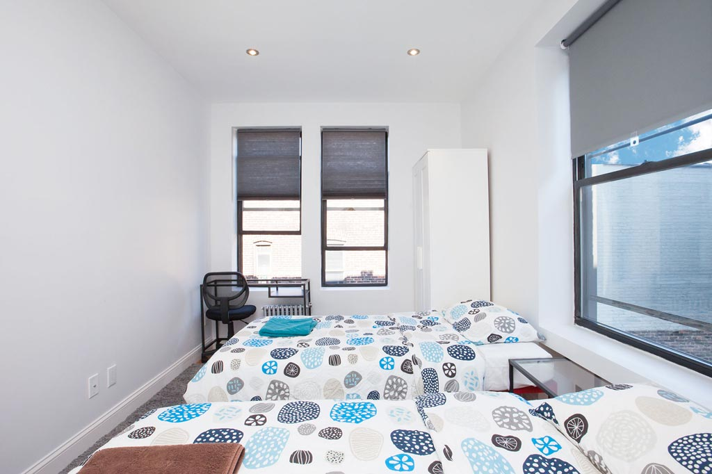Twin Room – 815 West 180th Street
