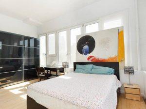 Pacific Street Apartment Rental - Bedroom 1 view 3