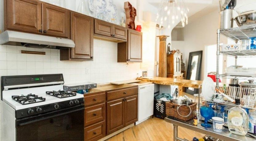 497 Pacific Street Apartment Rental - Holiday Estates- Kitchen