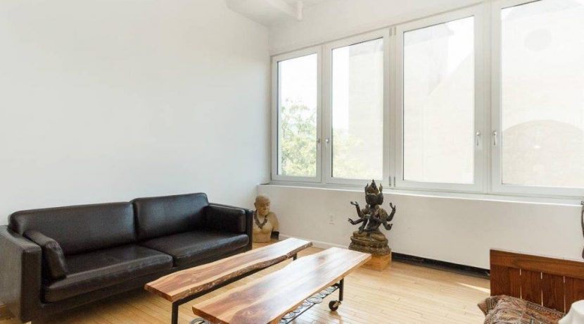 497 Pacific Street Apartment Rental - Holiday Estates- Living Room