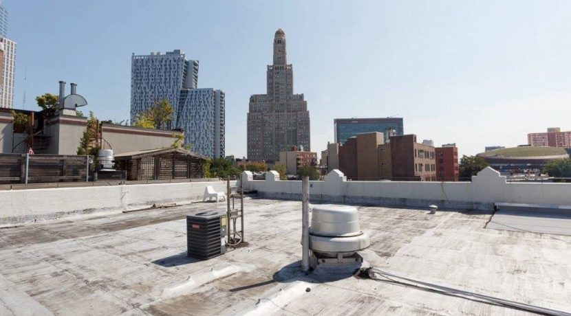 497 Pacific Street Apartment Rental - Holiday Estates- Rooftop view