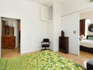 Pacific Street Apartment Rental - Bedroom