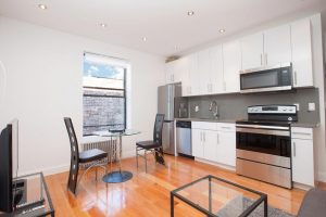 Kitchen View Shared Apartment - Hudson Heights