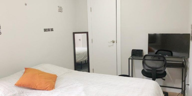 1 Private Double Room