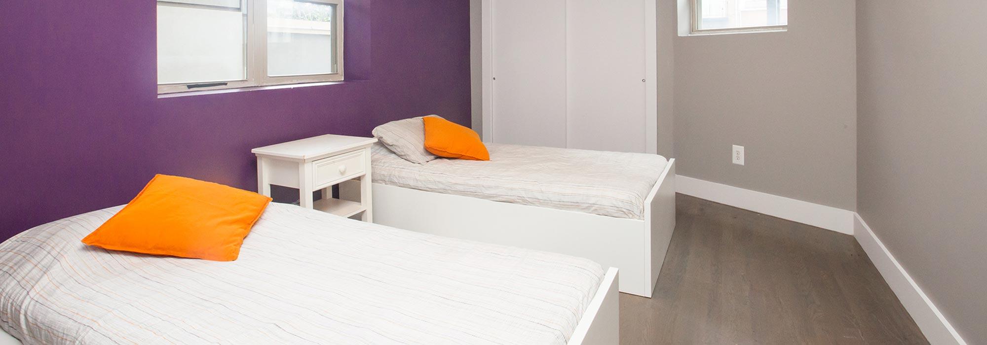 96 Suydam St., Bushwick – Twin Room 1