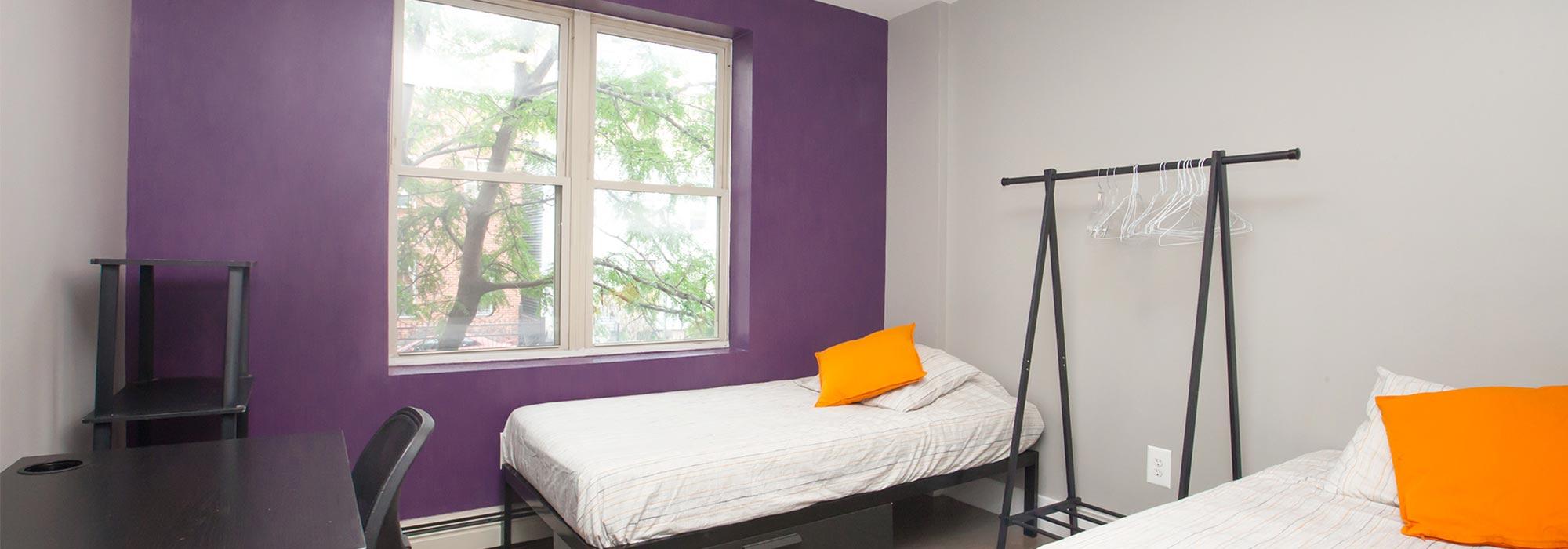 96 Suydam St., Bushwick – Twin Room 2